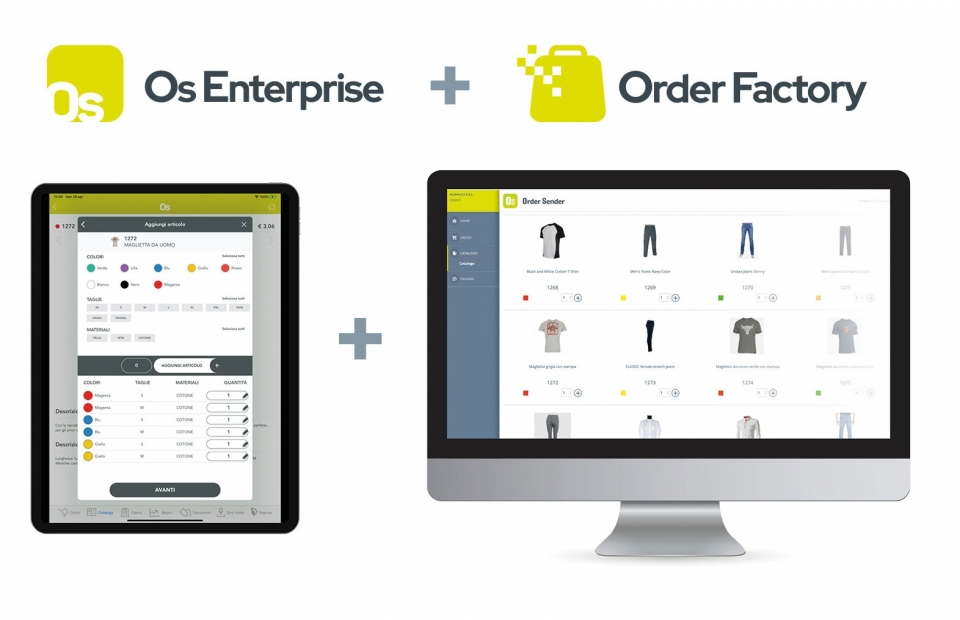 Order Factory + OS Enterprise