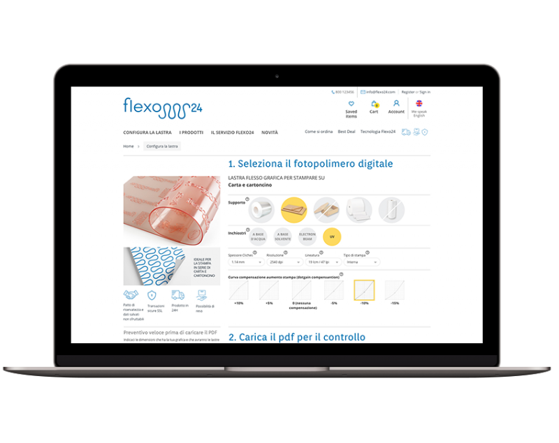 Empower your shopping experience